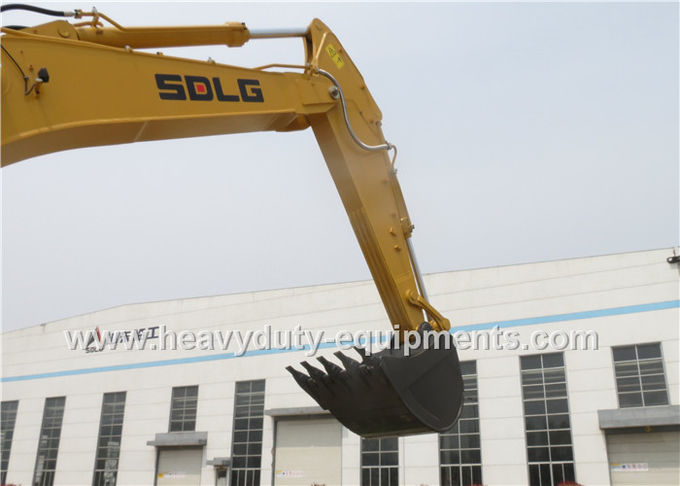 SDLG 22tons Crawler Excavator with 1.2m3 Bucket VOLVO technology