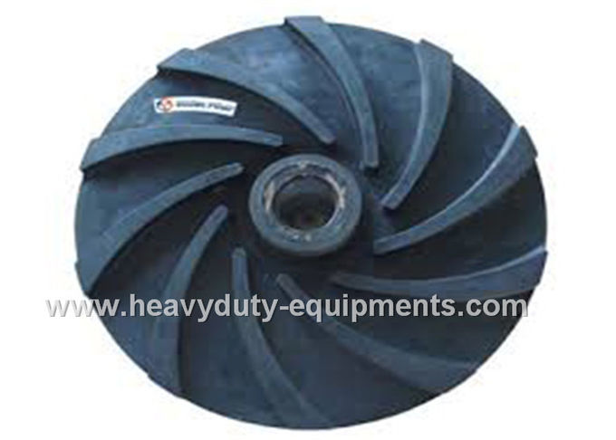 small specific gravity wear-resistant slurry pump with stable operation