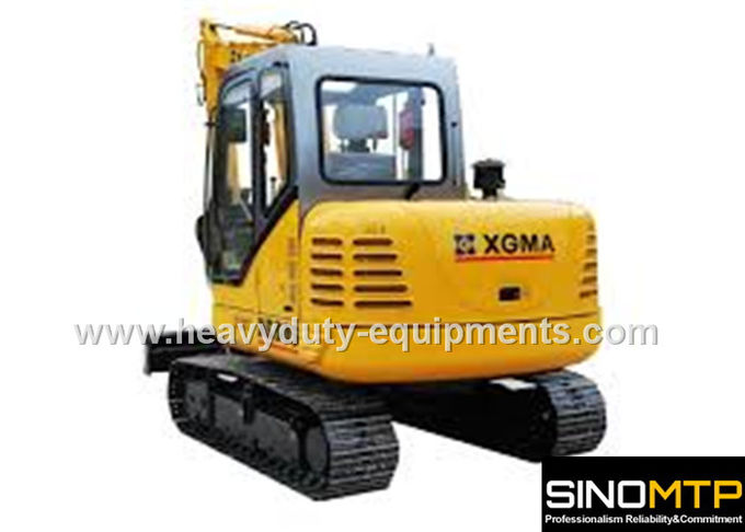 XGMA XG806 hydraulic excavator Equipped with energy saving, high efficiency YANMAR 4TNV94L
