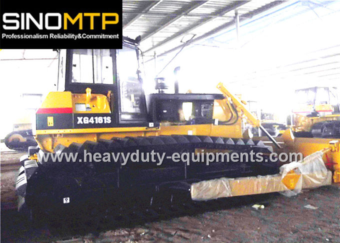 XG4180S XGMA bulldozer with straight-tilt blade , 2030mm track gauge , 4.2m³ blade capacity