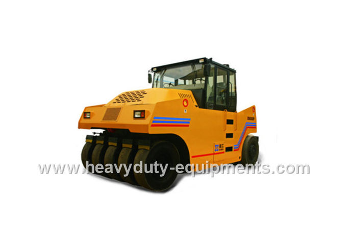 Hydraulic Vibratory Road Roller XG6201 Adopted the Shanghai D6114 turbocharged diesel engine