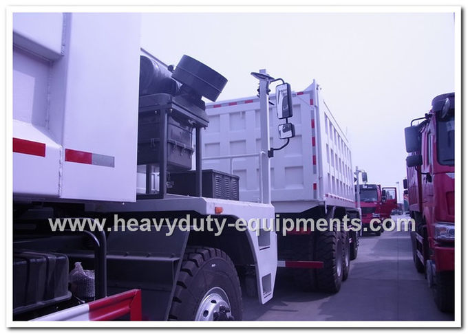 100 tons Off road Mining Dump Truck with 309kW engine , 50m3 body cargo Volume