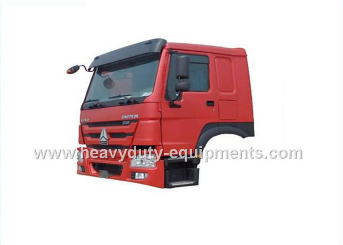 sinotruk spare part cabin assembly part number for different trucks