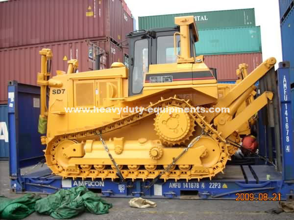 HBXG SD6G bulldozer used CAT technique of hydraulic operation with shangchai engine